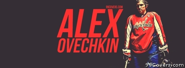 Alex Ovechkin Washington Capitals 2 Facebook Cover Photo