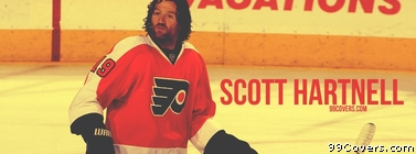 Scott Hartnell Philadelphia Flyers Facebook Cover Photo