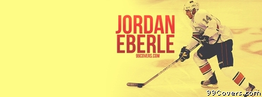 Jordan Eberle Edmonton Oilers Facebook Cover Photo