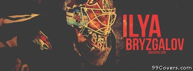 Ilya Bryzgalov Philadelphia Flyers Facebook Cover Photo
