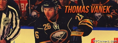 Thomas Vanek Buffalo Sabres Facebook Cover Photo