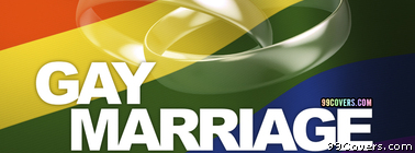 gay marriage Facebook Cover Photo