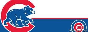 chicago cubs icon Facebook Cover