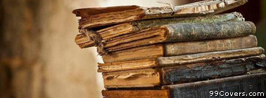 old books Facebook Cover Photo