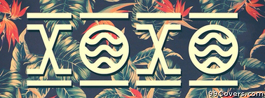 vintage xoxo Facebook Cover Photo