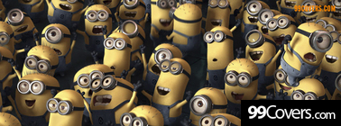 despicable me minions Facebook Cover Photo