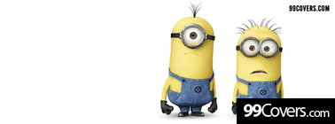 despicable me 2 minions funny Facebook Cover Photo