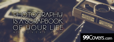 scrapbook of your life Facebook Cover Photo
