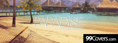 paradise Facebook Cover Photo