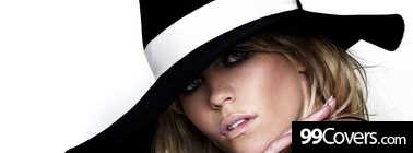 abigail abbey clancy hat Facebook Cover Photo