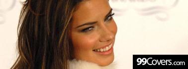 adriana lima happy Facebook Cover Photo