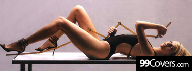 adriana sklenarikova legs table Facebook Cover Photo