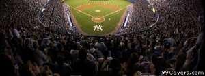 new york yankees stadium Facebook Cover