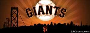 san francisco giants Facebook Cover