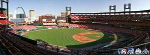 st louis cardinals stadium Facebook Cover