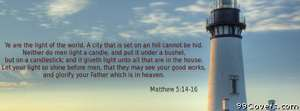 bible quote Facebook Cover Photo