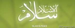 islam is peace Facebook Cover Photo