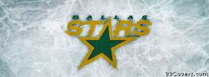 dallas stars ice logo Facebook Cover Photo