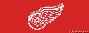 detroit red wings Facebook Cover Photo
