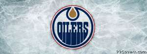 edmonton oilers ice logo Facebook Cover Photo