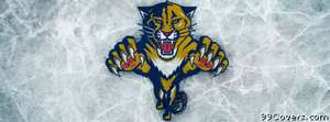 florida panthers ice logo Facebook Cover Photo