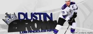 los angeles kings dustin brown Facebook Cover Photo