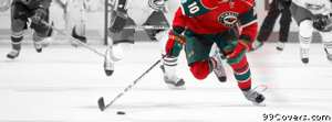 minnesota wild break away Facebook Cover Photo