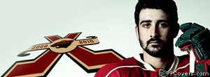 minnesota wild cal clutterbuck Facebook Cover Photo