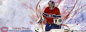 montreal canadiens carey price Facebook Cover Photo