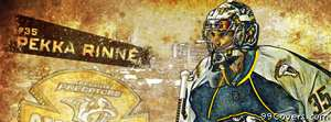 nashville predators pekka rinne Facebook Cover Photo