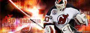 new jersey devils brodeur Facebook Cover