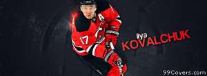 new jersey devils ilya kovalchuk Facebook Cover Photo