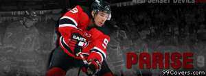 new jersey devils parise Facebook Cover Photo