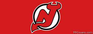 new jersey devils Facebook Cover Photo