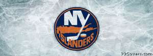 new york islanders ice logo Facebook Cover Photo