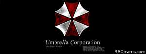 umbrella corporation resident evil Facebook Cover Photo