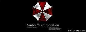 umbrella corporation resident evil Facebook Cover Photo