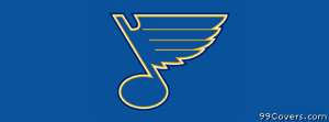 st louis blues Facebook Cover Photo