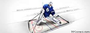 toronto maple leafs jonas gustavsson Facebook Cover Photo