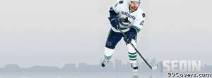 vancouver canucks henrik sedin Facebook Cover Photo