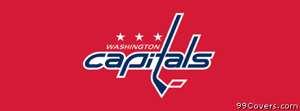 washington capitals Facebook Cover Photo