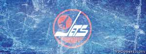 winnipeg jets ice logo Facebook Cover Photo
