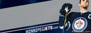 winnipeg jets player Facebook Cover Photo