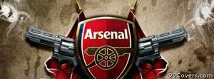 arsenal gunners Facebook Cover Photo