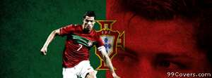 portugal christiano ronaldo Facebook Cover