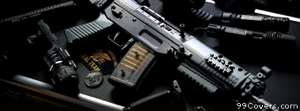 heavy fire arms Facebook Cover