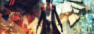 devil may cry Facebook Cover Photo