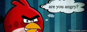 are you angry Facebook Cover Photo