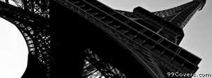 eiffel tower Facebook Cover Photo