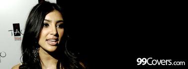 kim kardashian images Facebook Cover Photo